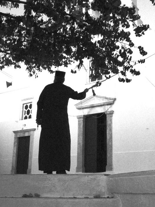 At Panagia of Filoti