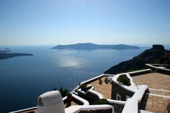 Hotel of Santorini
