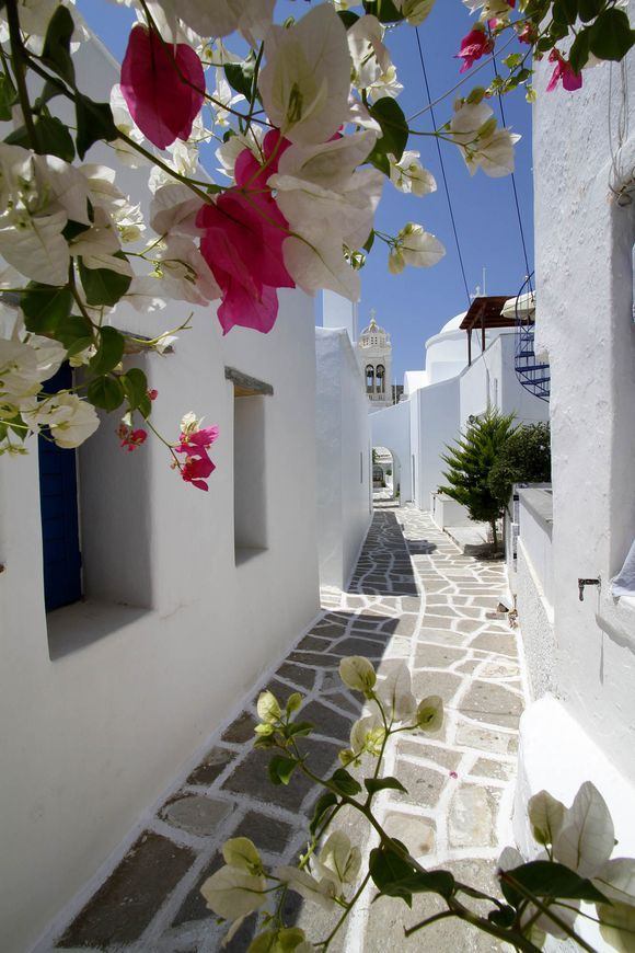 Stroll in Prodromos village