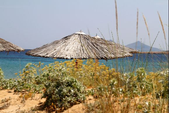 Once upon a time in Paros, Santa Maria