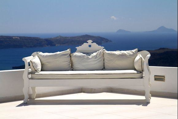The perfect place for an evening nap :p (at Dana Villas few years ago)