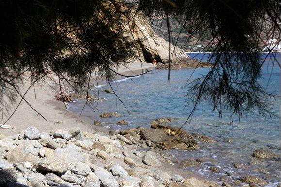 Hohlakas beach