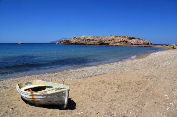 A classic Greek scenery