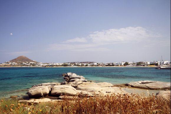 Agia Anna Bay