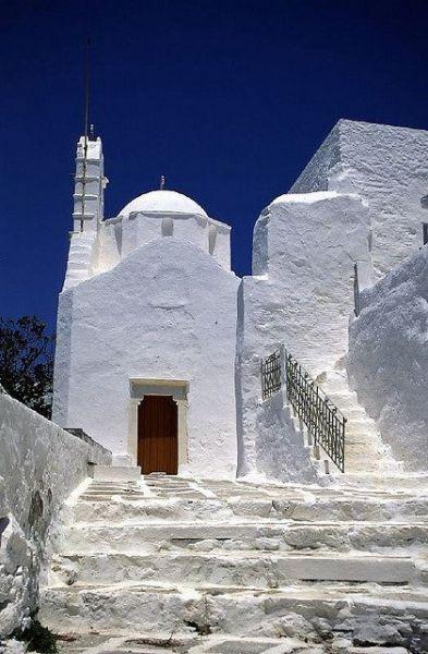 Monastery Paros
