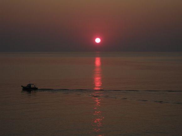Sunrise, Zakynthos