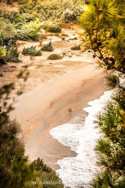 Samos, Megalo Seitani beach