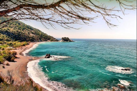 Samos, Potami beach