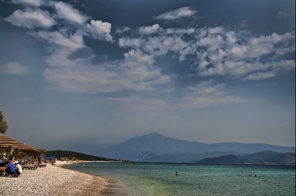 Samos, Mykali