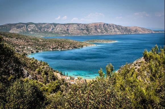 Samos, Kerveli area