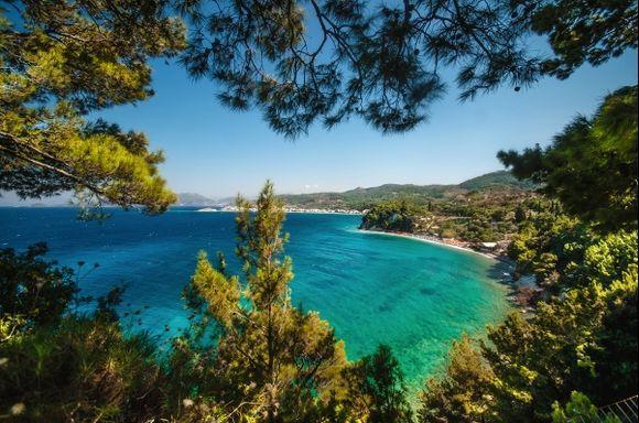 Samos, Lemonakia beach
