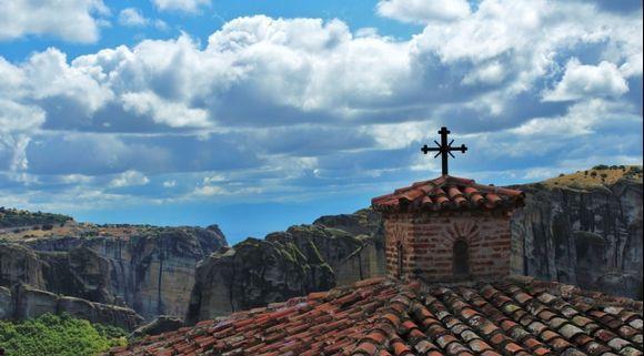 Varlaam monastery - Meteora