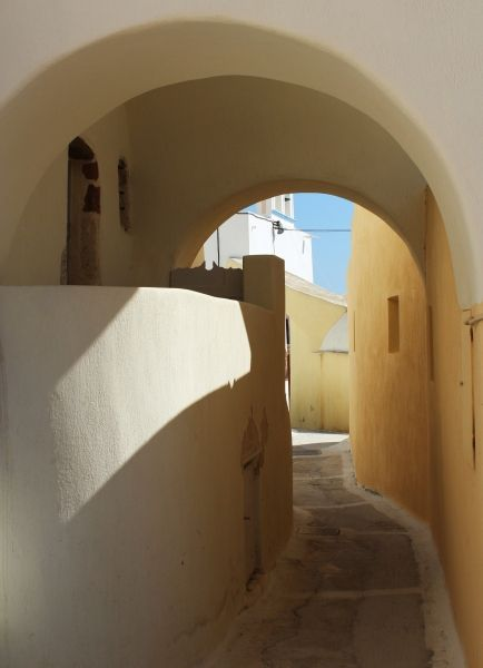 Santorini - Emporio III