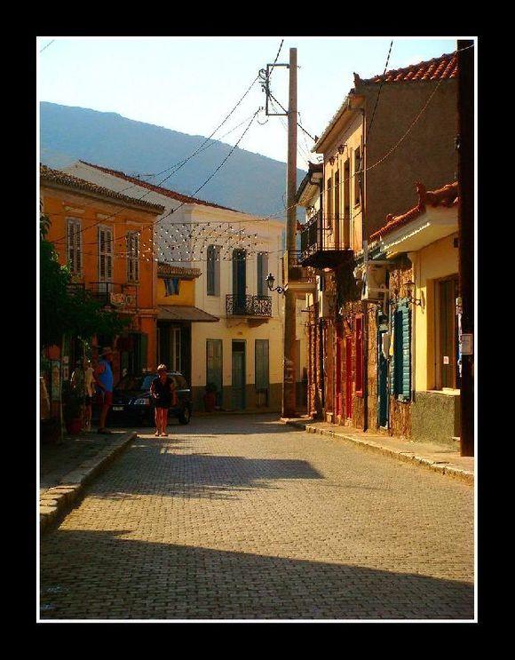 Town, NafpaktosTown,