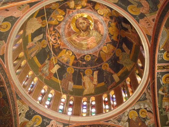 Church in Siana, Rhodos