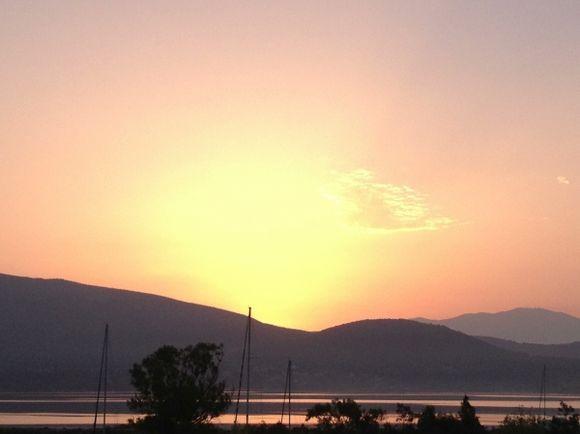 Sunrise at Lefkada!