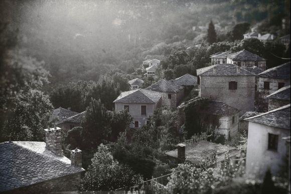 village-old effect