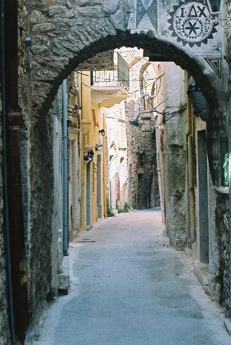 Chios - Pyrgi