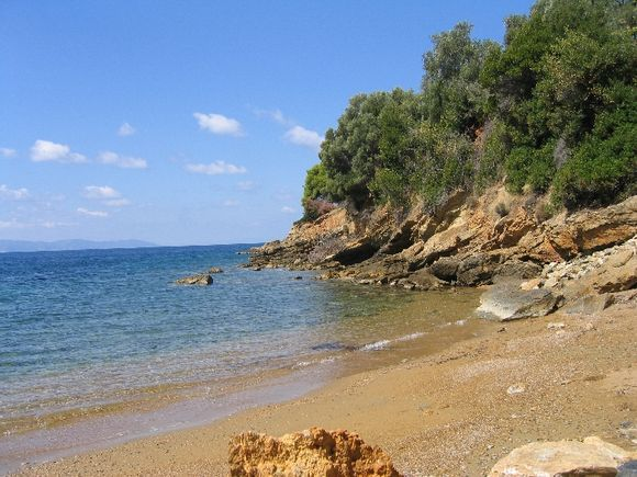 Cove at Megali Ammos