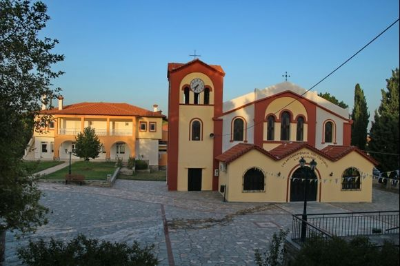 Church in Metamorfosi