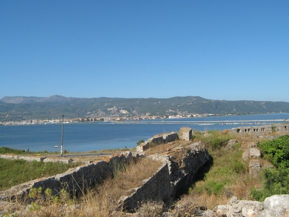 A view from the fortress.