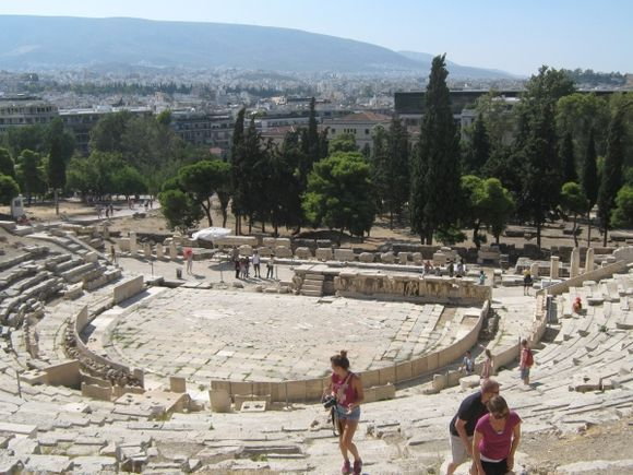 Theatre of Dionisos.