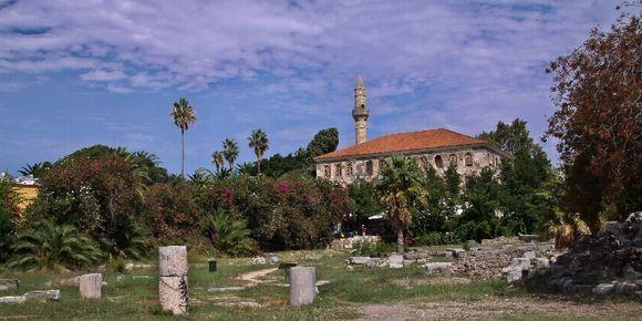 Ancient Agora, Kos Town