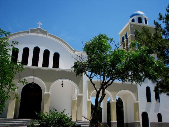 Church in Glinado