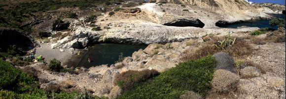Kapros beach