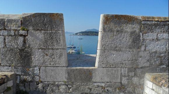 Corfu; Corfu Town; Old Fort