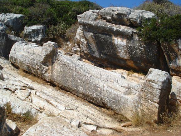 Apollonas, NaxosApollonas,