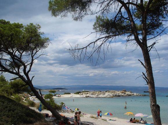 Vourvouro, Karidi beach, Sithonia