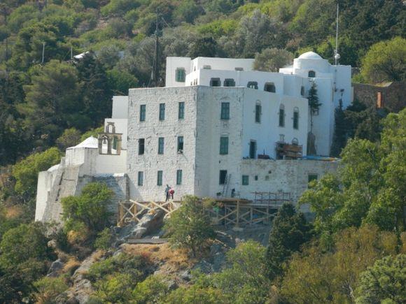 Cave of the Apokalipsis monastery