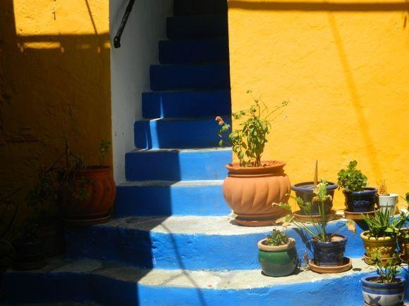 colors of Symi