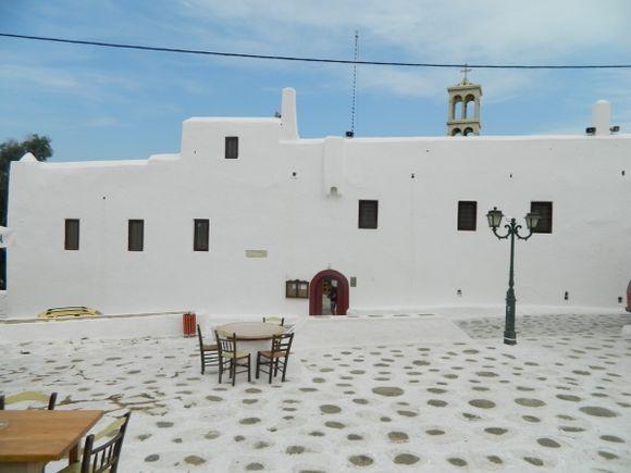 Monastery Panagia Tourliani
