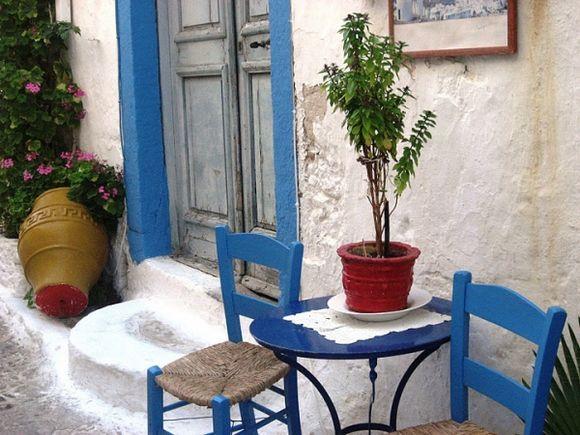 My Greek idyll