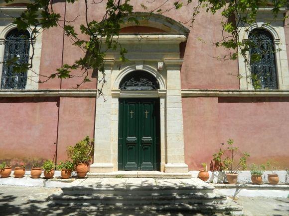 17th century Church of Agios Nikolaos