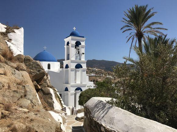 Panagia Gremiotissa church