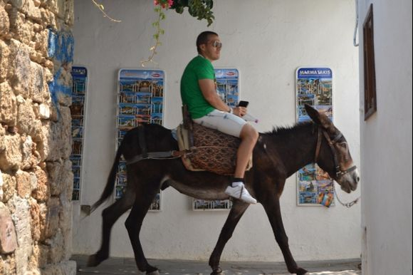 trip in lindos