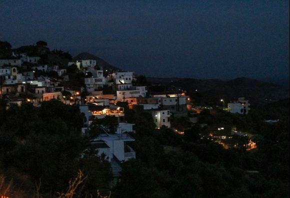 Myrthios by night