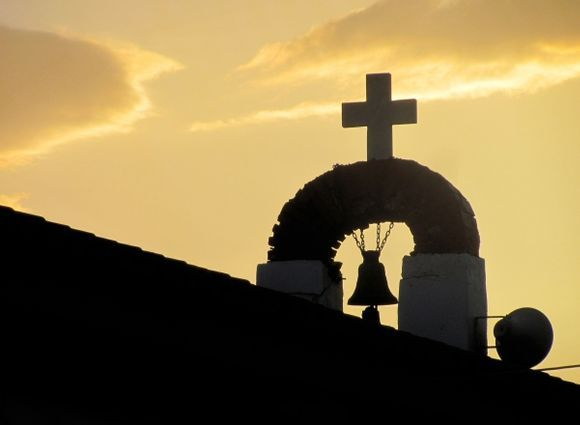 Sunset prayer