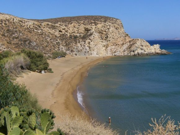 Kleisidi beach