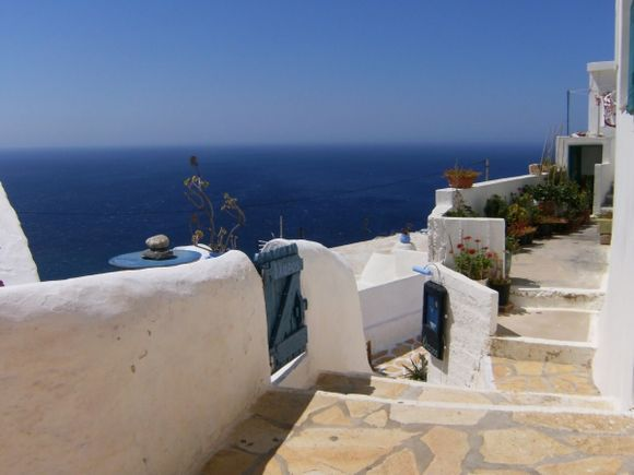 Cycladic atmosphere