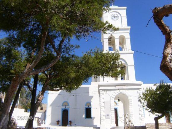 Church in Adamas