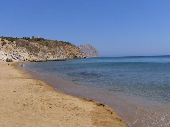 Beautiful Katsouni beach