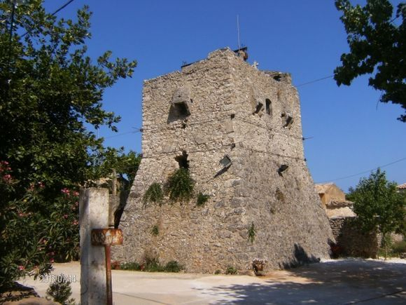 Tower at the Monastery