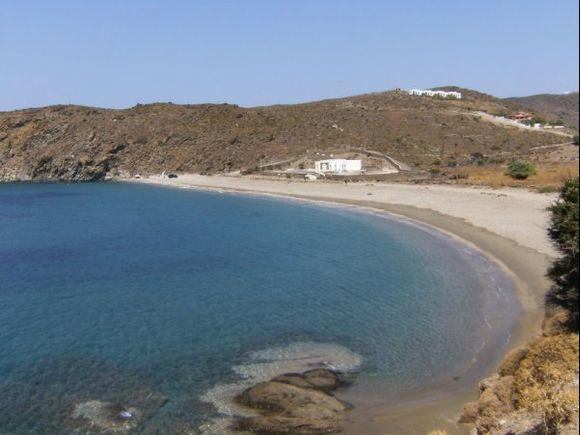 Fantastic beach at  Pisolimnionas
