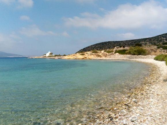 Near Agios Panteleimonas, on my way to Maltezi beach