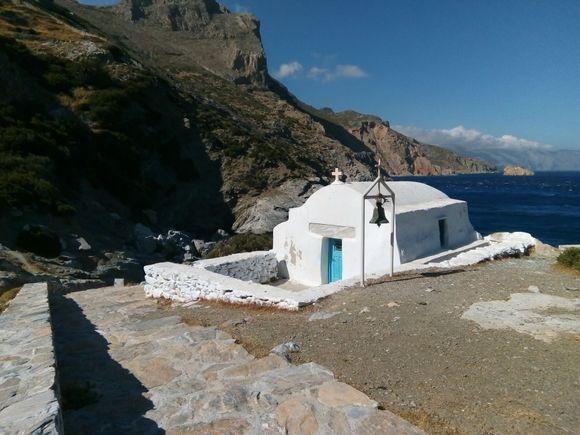 Agia Anna Little church