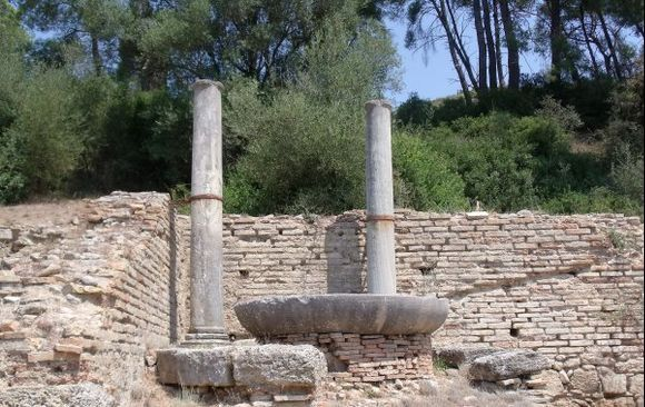 The Herain, early sixth century BC, August 2011